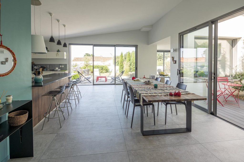 contructeur maison moderne interieur
